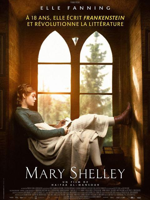 MARY SHELLEY | MARY SHELLEY | 2017