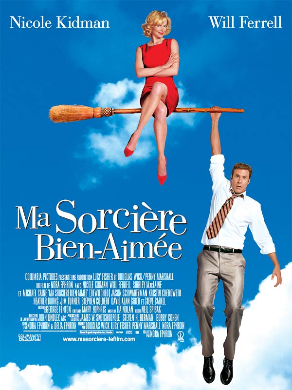 MA SORCIERE BIEN AIMEE | BEWITCHED | 2005