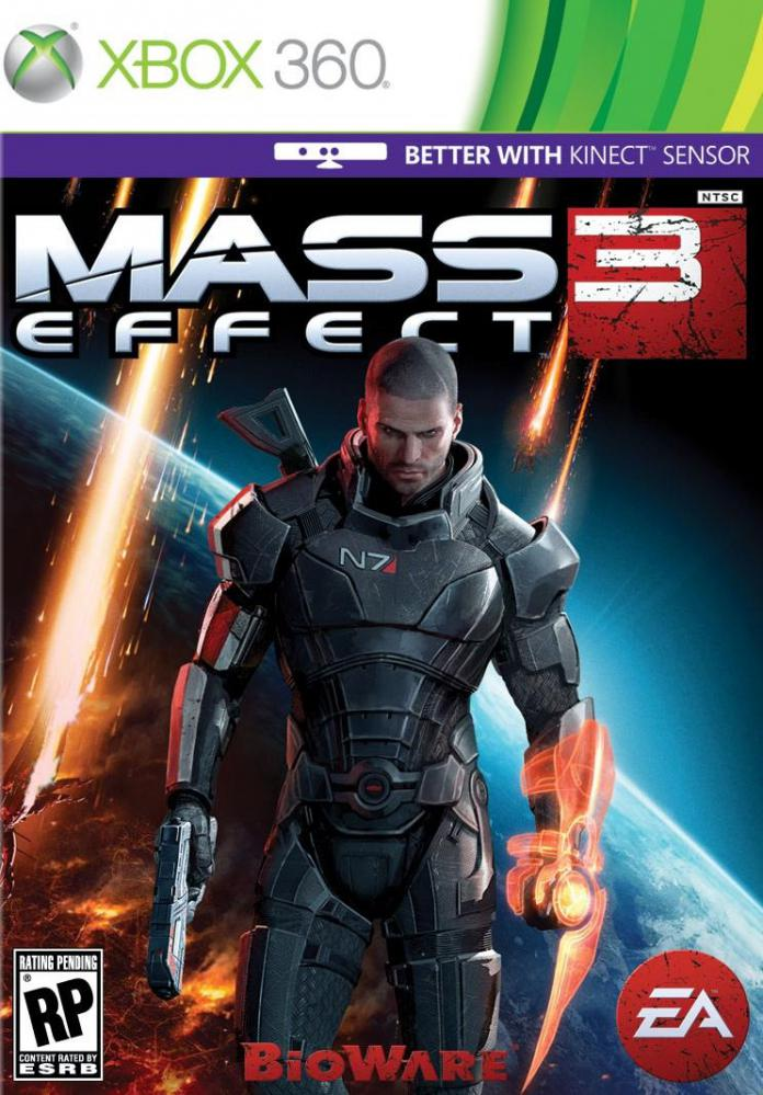 MASS EFFECT 3 | MASS EFFECT 3 | 2012