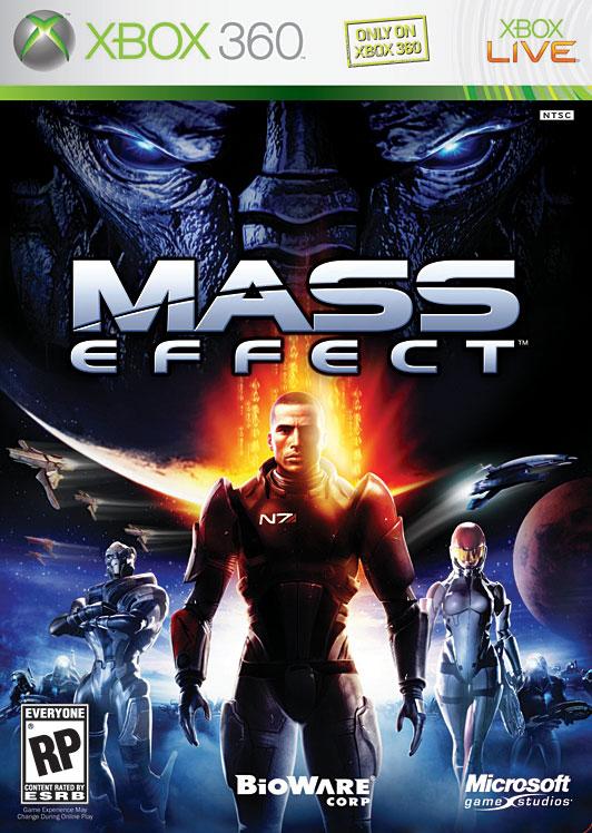 MASS EFFECT | MASS EFFECT | 2007