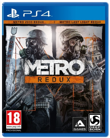 METRO LAST LIGHT REDUX | METRO : LAST LIGHT REDUX | 2014