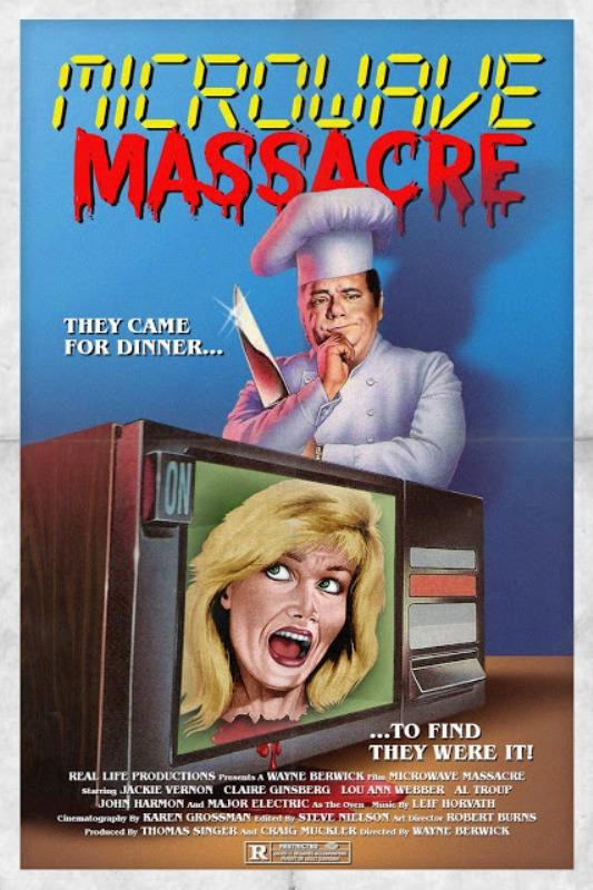 Microwave massacre   Microwave massacre   1979