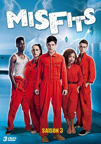 MISFITS (SAISON 3) | MISFITS | 2011