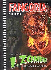 MOI ZOMBIE : CHRONIQUE DE LA DOULEUR | I ZOMBIE : CHRONICLE OF THE PAIN | 1998