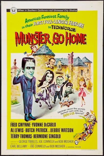 MUNSTER, GO HOME | MUNSTER, GO HOME | 1966