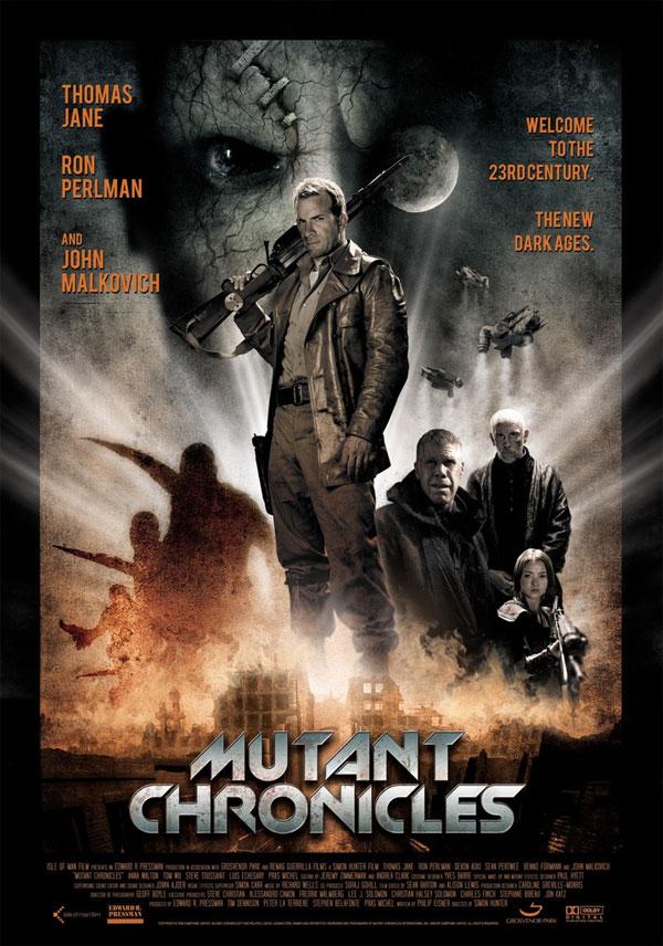 MUTANT CHRONICLES | MUTANT CHRONICLES | 2008