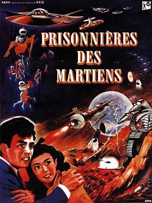 PRISONNIèRES DES MARTIENS   CHIKYU BOEIGUN   1957