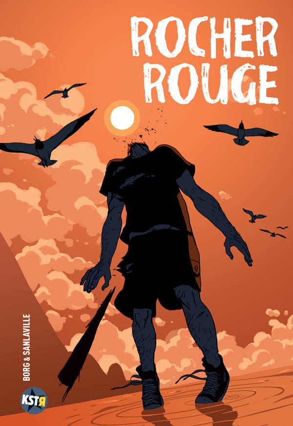 ROCHER ROUGE TOME 1 | ROCHER ROUGE | 2009