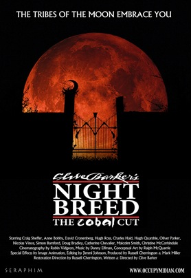 NIGHTBREED : THE CABAL CUT | CLIVE BARKER'S NIGHTBREED : THE CABAL CUT | 1990