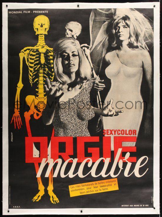 ORGIE MACABRE | ORGY OF THE DEAD | 1965