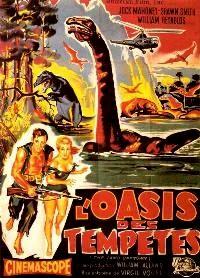 OASIS DES TEMPETES - L   THE LAND UNKNOWN   1957