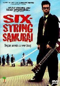SIX-STRING SAMURAI   SIX-STRING SAMURAI   1998