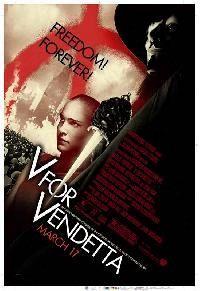 V POUR VENDETTA | V FOR VENDETTA | 2005
