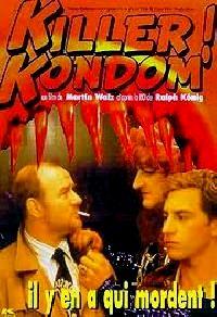 KILLER CONDOM | KONDOM DES GRAUENS | 1996