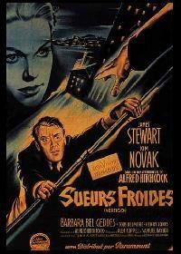 SUEURS FROIDES | VERTIGO | 1958