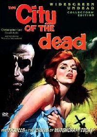 CITE DES MORTS - LA   THE CITY OF THE DEAD / HORROR HOTEL   1960