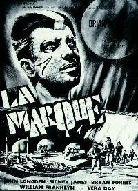 MARQUE - LA   QUATERMASS 2   1957