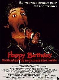 HAPPY BIRTHDAY TO ME | HAPPY BIRTHDAY TO ME | 1981