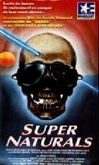 SUPERNATURALS   THE SUPERNATURALS   1986