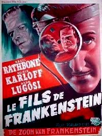 FILS DE FRANKENSTEIN - LE | SON OF FRANKENSTEIN | 1939