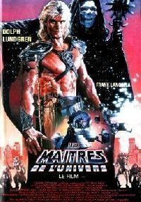 MAITRES DE L UNIVERS - LES | MASTERS OF THE UNIVERSE - THE MOVIE | 1987