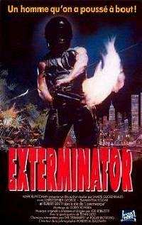 EXTERMINATOR : LE DROIT DE TUER   THE EXTERMINATOR   1980
