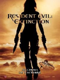 RESIDENT EVIL EXTINCTION | RESIDENT EVIL EXTINCTION | 2007