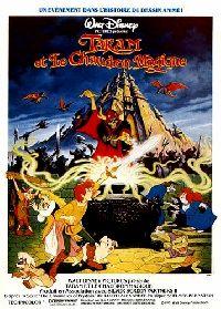 TARAM ET LE CHAUDRON MAGIQUE | THE BLACK CAULDRON | 1985