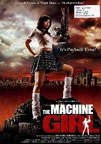 MACHINE GIRL - THE   KATAUDE MASHIN GâRU   2008