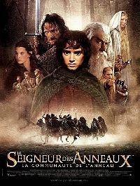 SEIGNEUR DES ANNEAUX 1 - LE | THE LORD OF THE RINGS : THE FELLOWSHIP OF THE RING | 2001