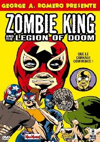 ZOMBIE KING | ZOMBIE KING AND THE LEGION OF DOOM | 2003