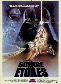 GUERRE DES éTOILES - LA | STAR WARS IV : A NEW HOPE | 1977