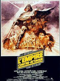 EMPIRE CONTRE-ATTAQUE - L' | STAR WARS V : THE EMPIRE STRIKES BACK | 1980