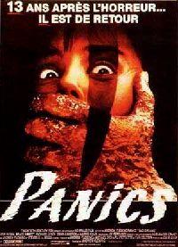 PANICS | BAD DREAMS | 1988