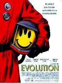 EVOLUTION   EVOLUTION   2001