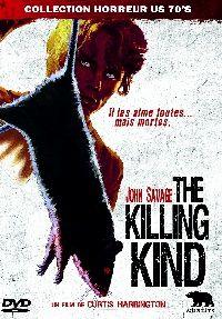 KILLING KIND - THE | THE KILLING KIND | 1973