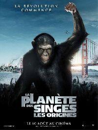 PLANETE DES SINGES : LES ORIGINES - LA | RISE OF THE PLANET OF THE APES | 2011