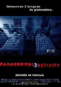 PARANORMAL ACTIVITY 3   PARANORMAL ACTIVITY 3   2011