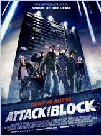 ATTACK THE BLOCK | ATTACK THE BLOCK | 2011
