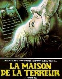 MAISON DE LA TERREUR - LA | LA CASA CON LA SCALA NEL BUIO / A BLADE IN THE DARK | 1983