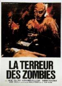 TERREUR DES ZOMBIES - LA | ZOMBIE HOLOCAUST / DOCTOR BUTCHER MEDICAL DEVIATE | 1980