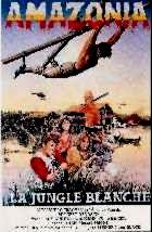 AMAZONIA LA JUNGLE BLANCHE   INFERNO IN DIRETTA / CUT AND RUN   1985