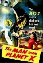 MAN FROM PLANET X - THE | THE MAN FROM PLANET X | 1951