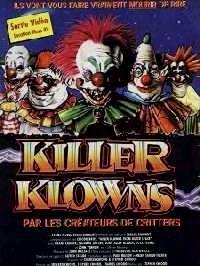 KILLER KLOWNS   KILLER KLOWNS FROM OUTER SPACE   1988