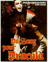 DU SANG POUR DRACULA | BLOOD FOR DRACULA | 1974