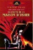 CHUTE DE LA MAISON USHER - LA   THE USHER HOUSE   1960
