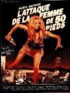 ATTAQUE DE LA FEMME DE 50 PIEDS - L | ATTACK OF THE 50FT WOMAN | 1993