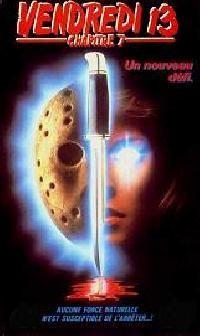 VENDREDI 13 CHAPITRE 7 : UN NOUVEAU DEFI | FRIDAY THE 13TH (CHAP.7) THE NEW BLOOD | 1988