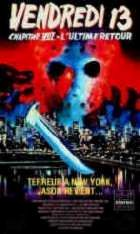VENDREDI 13 CHAPITRE 8 : L'ULTIME RETOUR | FRIDAY THE 13TH (CHAP.8) JASON TAKES MANHATTAN | 1989