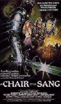 CHAIR ET LE SANG - LA | FLESH AND BLOOD | 1984